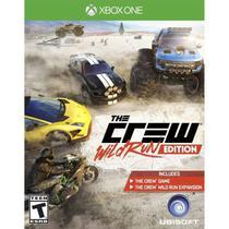 Jogo The Crew Wild Run Xbox One