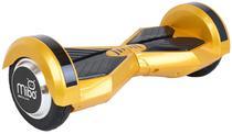 """Scooter Eletrico Mibo com Roda de 8.0"""" e Bluetooth - Dourado"""