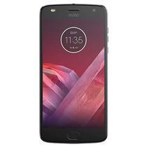 "Smartphone Motorola Moto Z2 Play XT1710-01 32GB Tela 5.5"" 12MP/5MP Os 7.1.1 - Cinza"