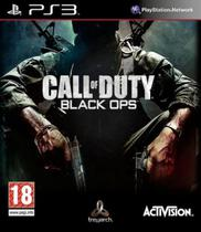 Jogo Call Of Duty Black Ops PS3