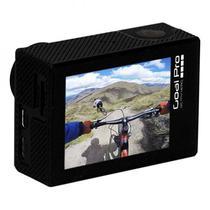 Camera Goal Pro Hero 5 - Wi-Fi - 4K - 2 LCD - Preto
