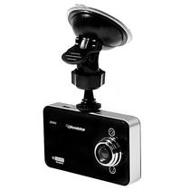 "Camera Automotiva Roadstar RS-525DVR 3MP com Tela de 2.2"" - Preta"