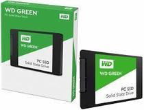 HD SSD de 120GB Western Green SATA3 WDS120G2G0A - Solid State Drive