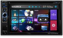 DVD Player Napoli DVD-TV6295 - Bluetooth - USB - 6 Polegadas