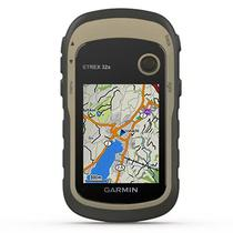 GPS Garmin Etrex 32X 010-02257-03 com Tela 2.2/IPX7/Ant+ - Preto