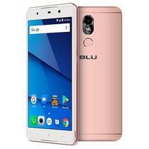 Smartphone Blu Grand HD II G210Q Dual Sim 16GB Tela 5.5 13MP/8MP Os 7.0 - Rosa
