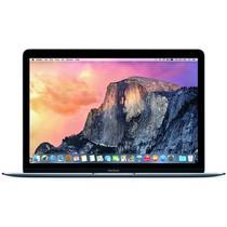 "Notebook Apple Macbook MLH82LL/ A CM1.1/ 8/ 512GB/ 12"" (2016) Cinza"