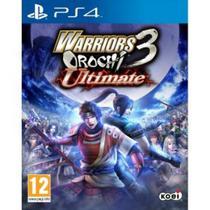 Jogo Warriors Orochi 3 Ultimate PS4