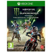 Jogo Xbox One Monster Energy Supercross