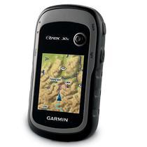 "GPS Garmin Etrex 30X 010-01508-10 Tela 2.2"" com IPX7 - Cinza/Preto"