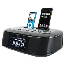 Dock Station Iluv System IMM173 iPhone/iPod/Radio/Alarme