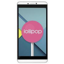 "Smartphone SKY Platinum 6.0 Dual Sim Tela 6.0"" HD/Ips 8MP Prata - 3G Android 5.1"
