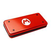 Case Aluminio Hori - Mario Edition Switch