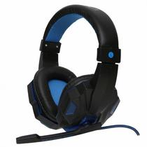Headset Satellite AE-327A Azul