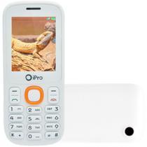 Celular Ipro I3200 Bar Dual Sim Tela 2.0/Bluetooth/ Anatel-Branco