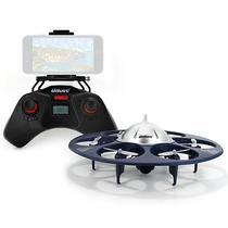 Drone Udirc Voyager U845 360O de 6 Eixos e Camera 1280 X 720P - Azul