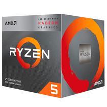Processador AMD Ryzen R5 3400G / Soquete AM4 / 3.7GHZ / 6MB / OEM