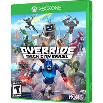 Jogo Override Mech City Brawl Xbox One