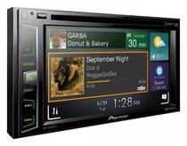 Pioneer DVD AVH-1750DVD 6.2 Cont/Mitrax