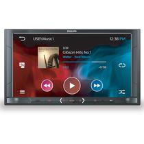 DVD Automotivo Philips CE600BT/12 com Bluetooth/USB Tela 6.8