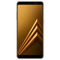 Celular Samsung Galaxy A8+ (2018) SM-A730F Dual 64 GB - Dourado