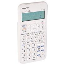 Calculadora Cientifica Sharp EL-531XB-DW com 272 Funcoes - Branca