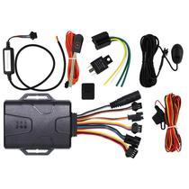 Rastreador GPS Veicular Seg & Jimi Multifuncional Bidirecional Preto