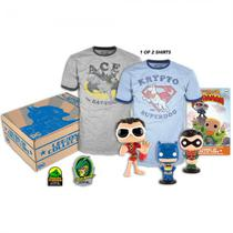 Box Funko Collectors DC Legacy - Camiseta M