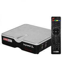 Receptor Cinebox Supremo X2 - HD - 3G - F.T.A