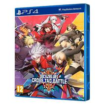Jogo Blazblue Cross Tag Battle PS4