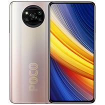 "Smartphone Xiaomi Poco X3 Pro DS 6/128GB 6.67"" 48+8+2+2/20MP A11 - Metal Bronze"