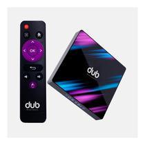 Receptor TV Box Dub TV 4K Ultra HD Iptv Wifi