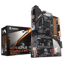 Placa Mãe Gigabyte LGA1151 H370 Gaming 3 Aorus