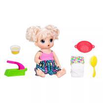 Boneca Hasbro Baby Alive C0963 Adora Macarrao Loira