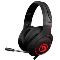 Headset Scorpion Gaming Wired 7.1 HG9032 Preto/Vermelho