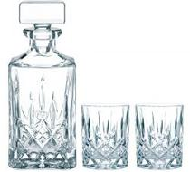 Kit Nachtmann Whisky Decanter e Copos 3 Unidades 91899