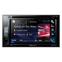 "DVD Player Pioneer AVH-X395BT 6.2"" 2 Din USB/Aux/Bluetooth"