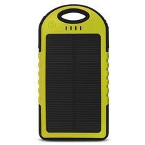Carregador Portatil Solar Quanta QTCPT4000 de 4000MAH Amarelo
