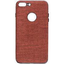 Case iPhone 7/8+ Wesdar - Vermelho/Preto