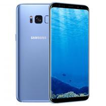 Smartphone Samsung Galaxy S8+ G955FD 64GB Dual Sim Lte 6.2 Cam. 12MP+8MP Azul