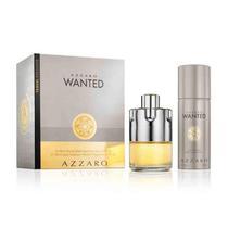 Kit Azzaro Wanted Travel Edition (2PECAS)