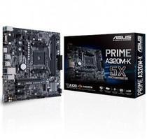 Placa Mãe Asus AM4 A320M-K M.2 Prime /VGA/HDMI/