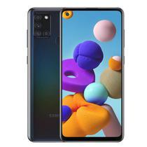 Smartphone Samsung Galaxy A21S SM-A217M 64GB Dual Sim Tela 6.5 48+8+2+2MP/13MP Os 10 - Preto