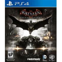 Jogo Batman Arkham Night PS4