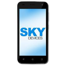 Celular Smartphone SKY Devices 4.5P Lte Branco 850/1900