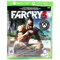 Jogo Farcry 3 - Xbox One/Xbox 360
