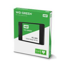 HD SSD 240GB WD Green WDS240G2G0A