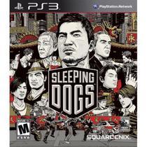 Jogo Sleeping Dogs PS3