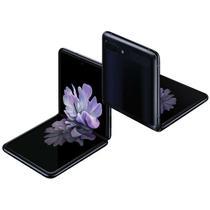 "Smartphone Samsung Galaxy Z Flip F700F Lte Dual Sim 6.7"" 8GB/256GB Black"