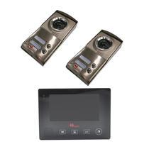 Video Porteiro Fenix MDL-214 C2 2-Cameras Outdoor